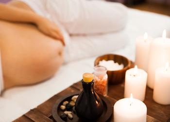 Massage harmonisant pour femme enceinte